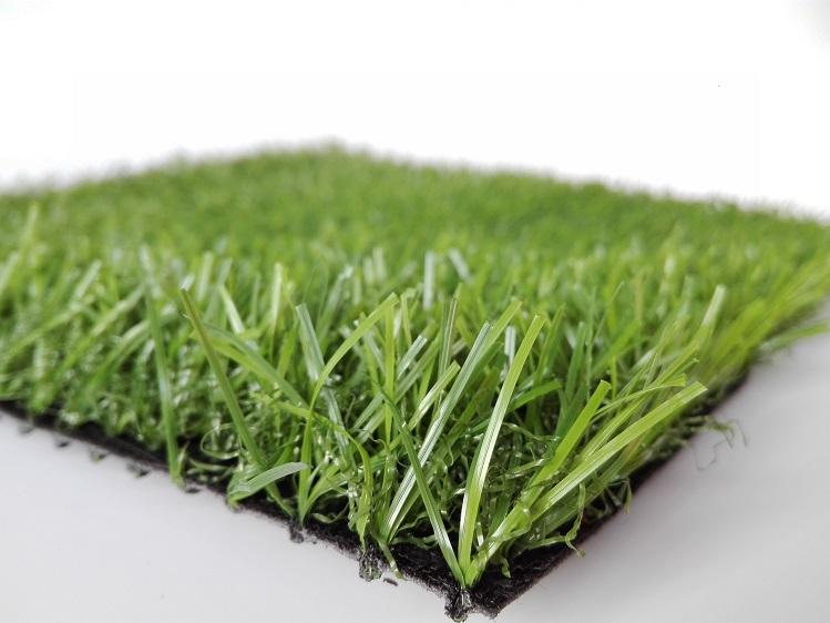 直曲混织景观草坪