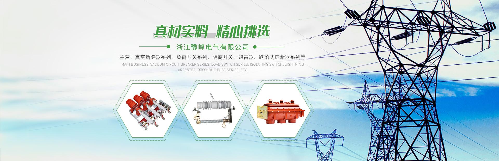 浙江豫峰电气有限公司