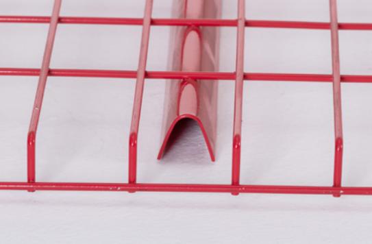 折弯带槽丝网货盘