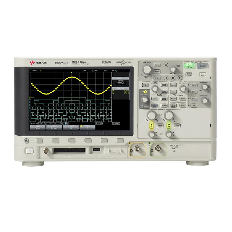 是德科技 DSOX2012A 示波器