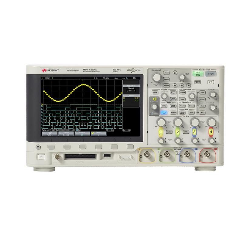 是德科技 DSOX2014A 示波器