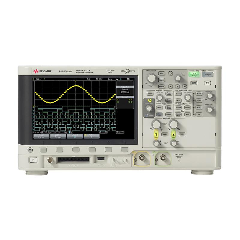 是德科技 DSOX2022A 示波器