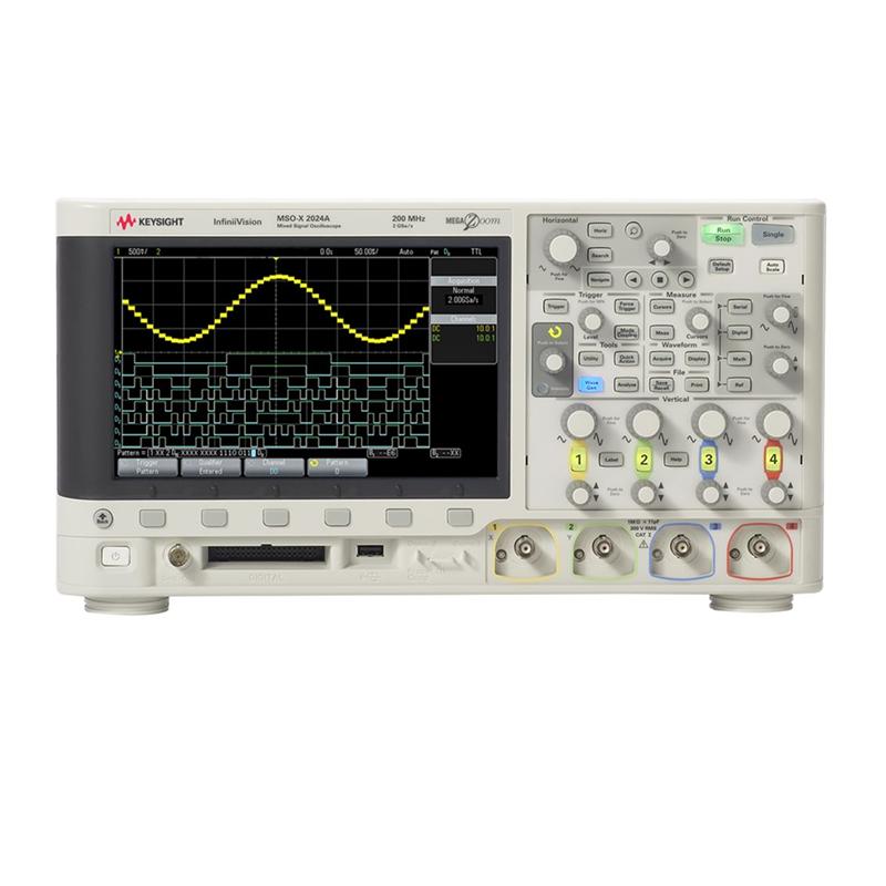 是德科技 DSOX2024A 示波器