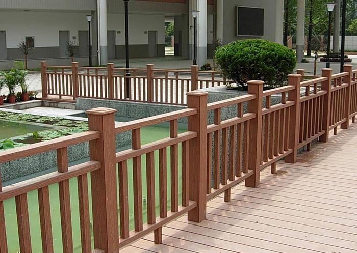 贵阳防腐木栅栏
