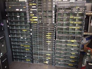 服务器回收