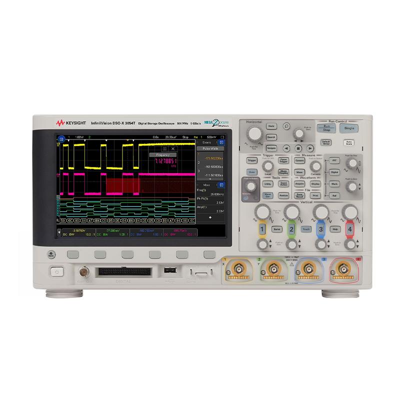 是德科技 DSOX3054T 示波器