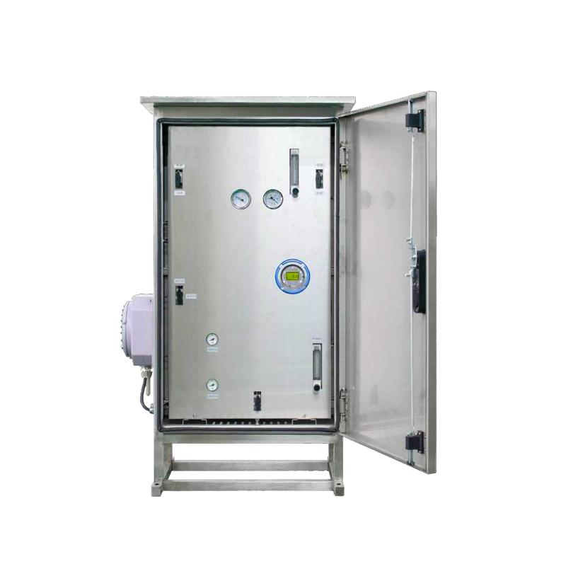 VOCs监测系统的采样口位置、采样平台,采样孔规范化设置