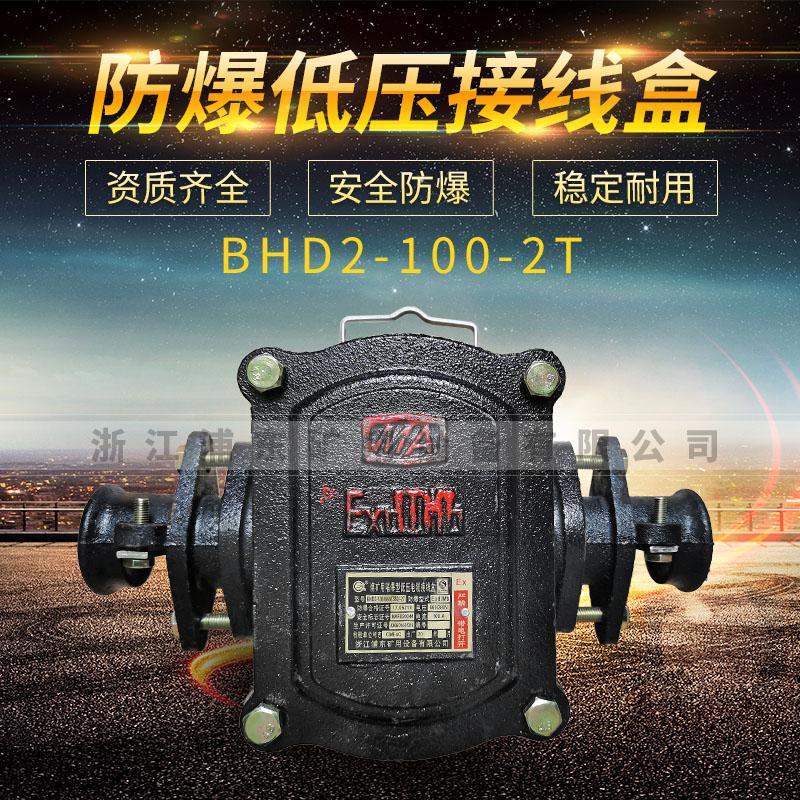 防爆低压接线盒-BHD2-100-2T