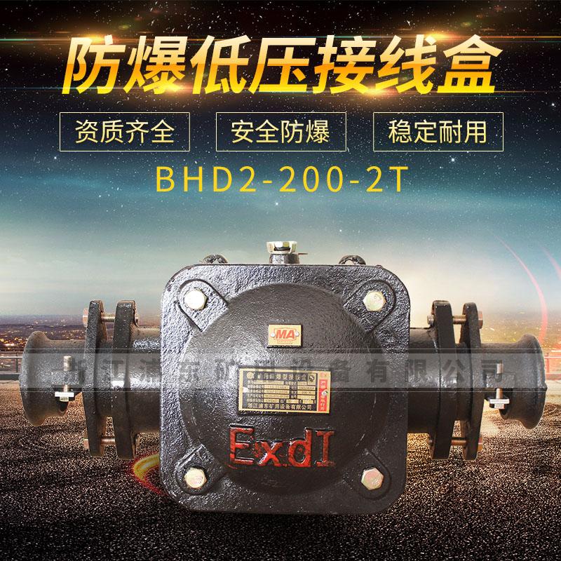 防爆低压接线盒-BHD2-200-2T