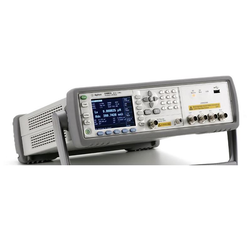 是德科技 E4980A 精密型 LCR 表