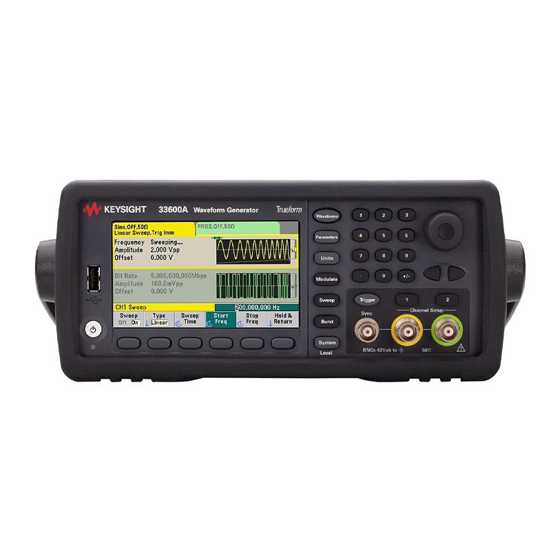 是德科技 33622A 波形发生器