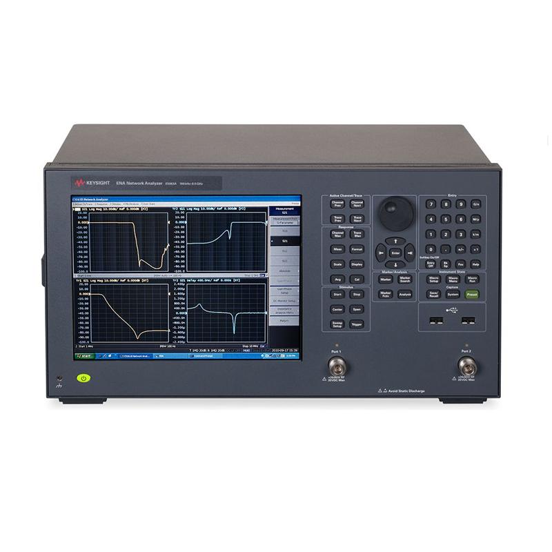 是德科技 E5063A ENA 矢量网络分析仪