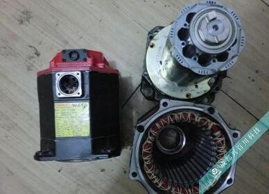 LG伺服电机运转颤动凶猛故障修理