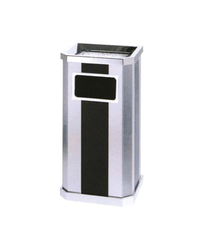 不锈钢垃圾箱CQU-BX-D045