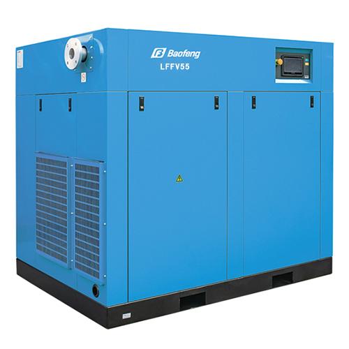 寶風空壓機-兩級壓縮-低壓空壓機