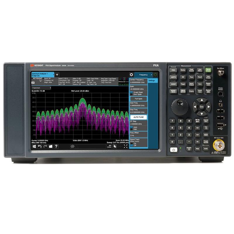 是德科技 N9030B PXA 信号分析仪