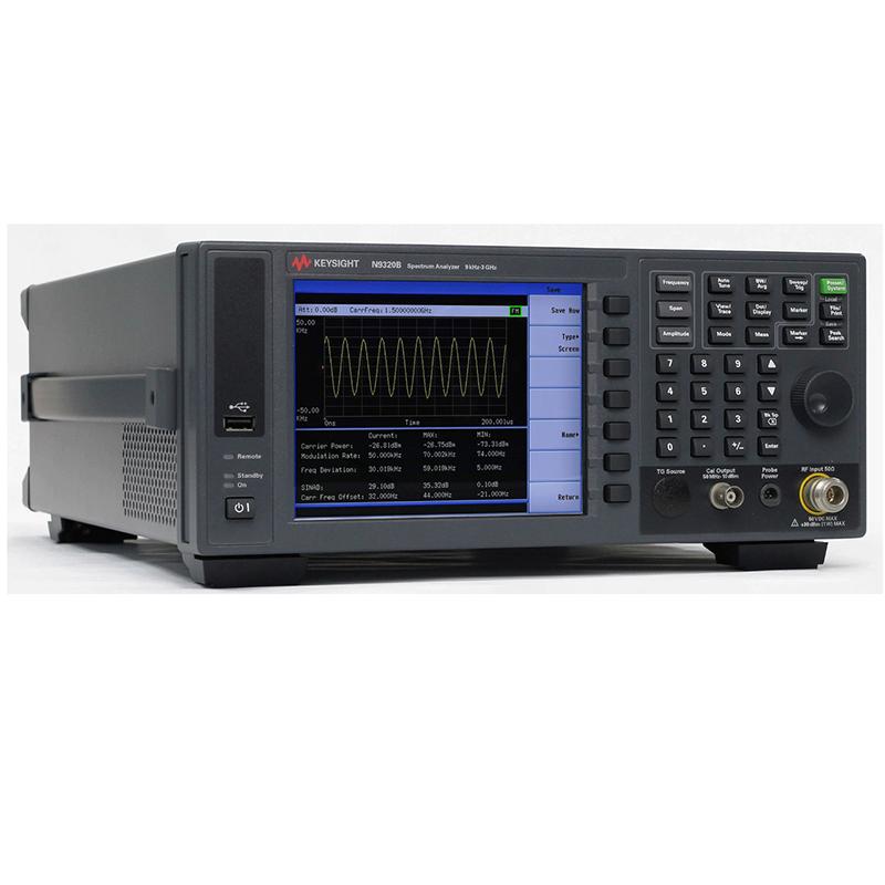 是德科技 N9320B 射频频谱分析仪(BSA)