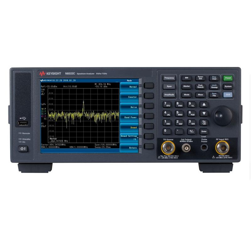 是德科技 N9322C 基础频谱分析仪(BSA)