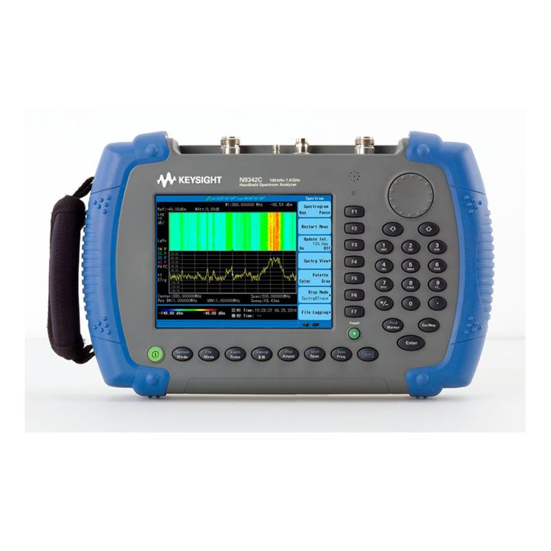 是德科技 N9342C 手持式频谱分析仪