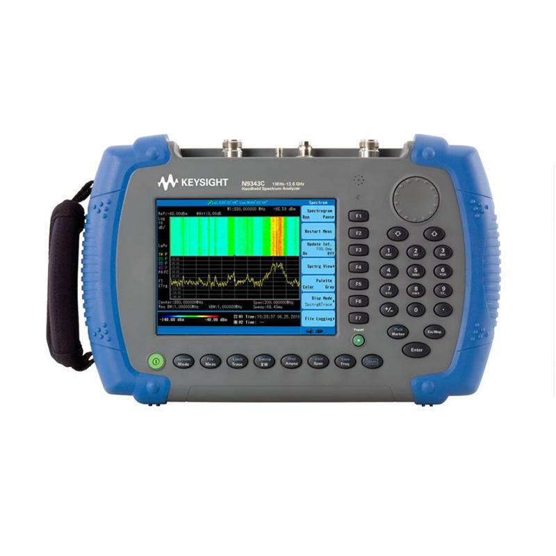 是德科技 N9343C 手持式频谱分析仪