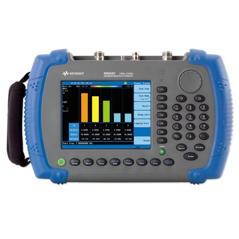 是德科技 N9344C 手持式频谱分析仪