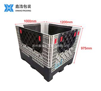 大型可折叠式周转箱——折叠卡板箱