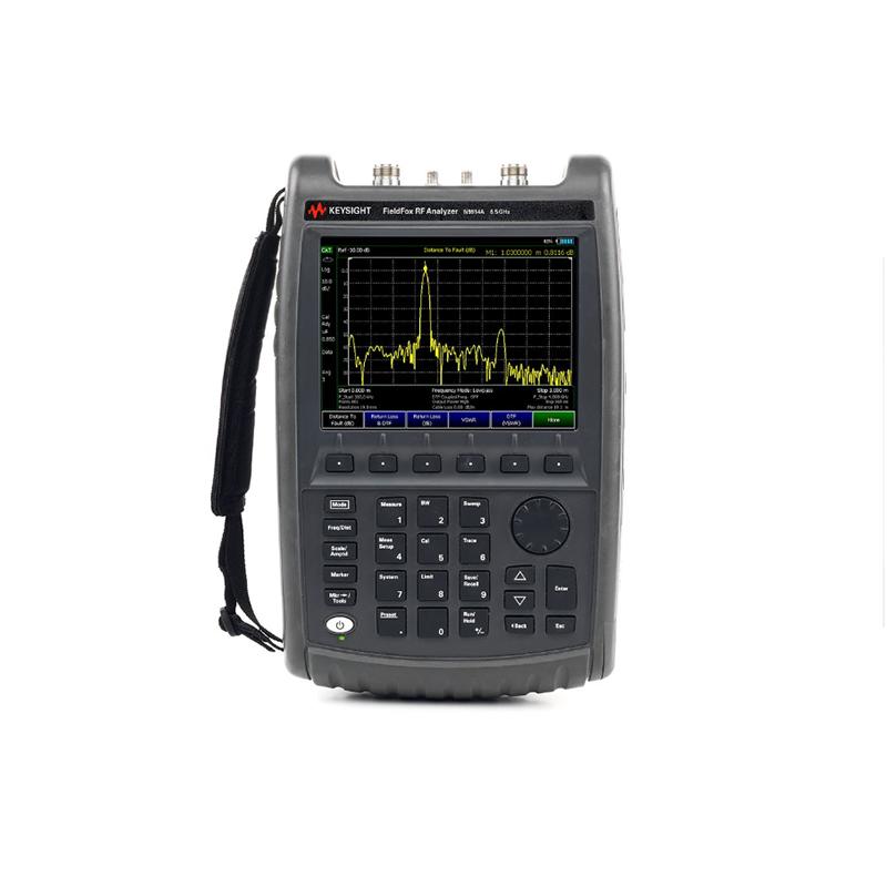 是德科技 N9914A FieldFox 手持式射频分析仪