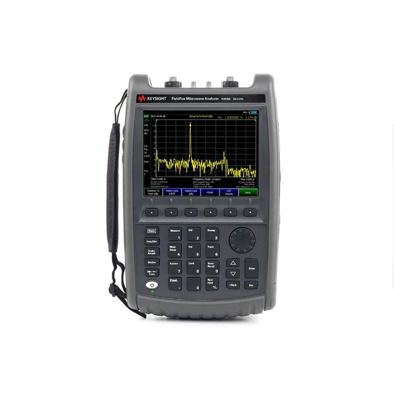是德科技 N9918A FieldFox 手持式微波分析仪