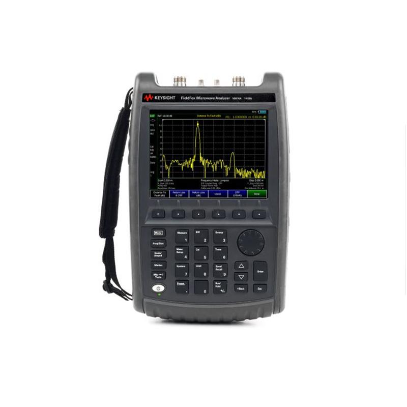 是德科技 N9916A FieldFox 手持式微波分析仪