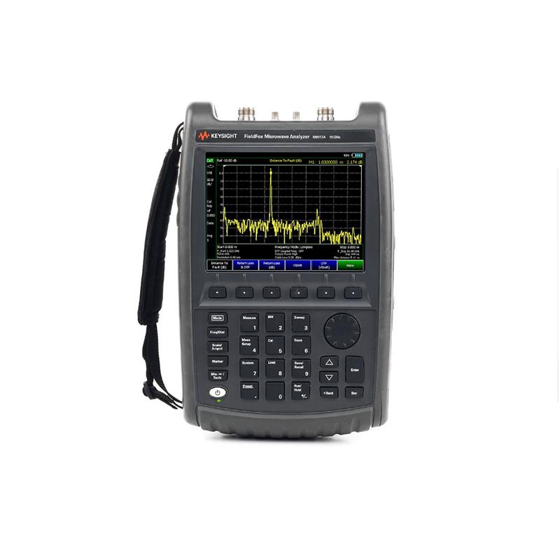 是德科技 N9917A FieldFox 手持式微波分析仪