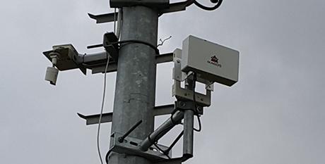 SR-250 安防雷達