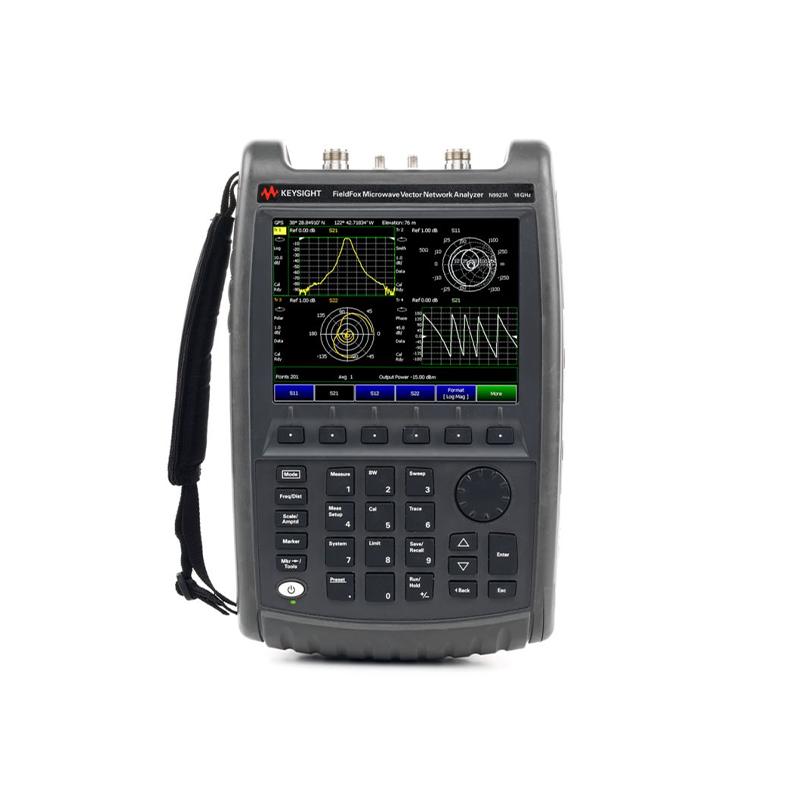 是德科技 N9927A FieldFox 手持式微波矢量网络分析仪