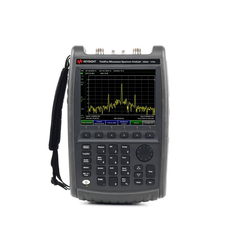 是德科技 N9936A FieldFox 手持式微波频谱分析仪