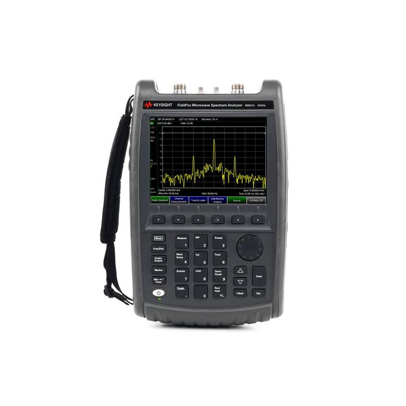 是德科技 N9937A FieldFox 手持式微波频谱分析仪