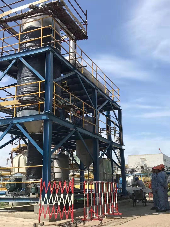 MVR蒸发器的应用:废切削液乳化液废水处理-工业废水处理零排放