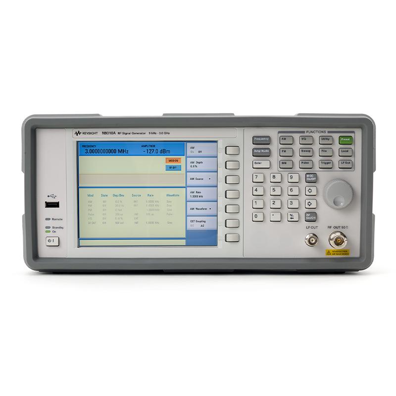 是德科技 N9310A 射频信号发生器