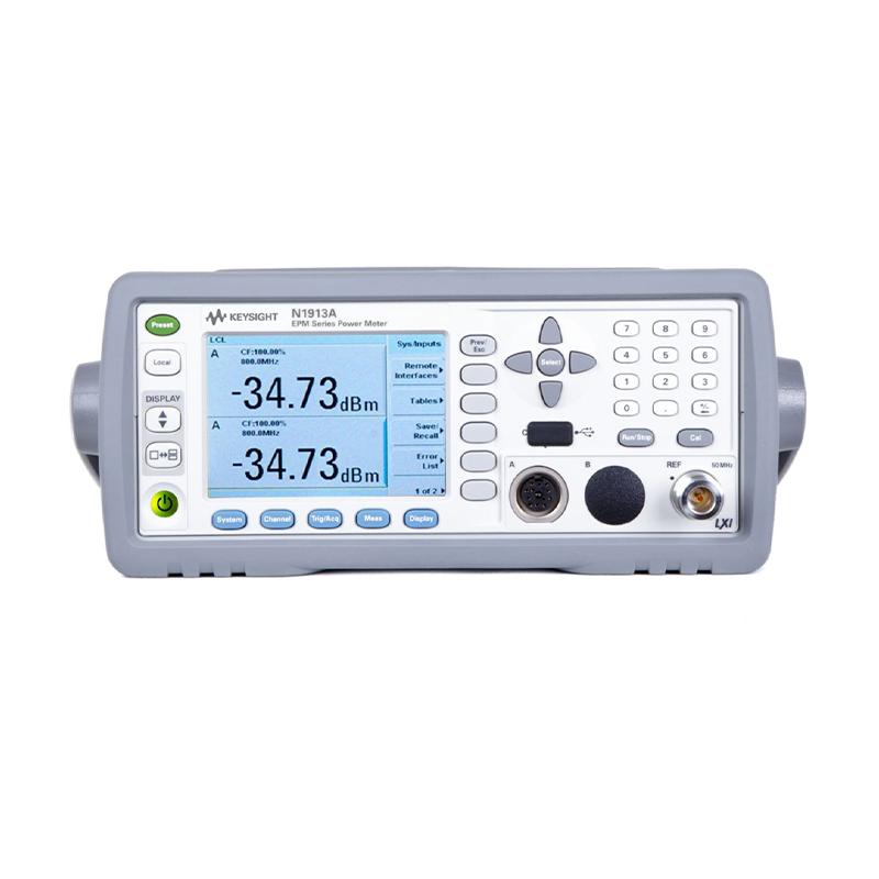 是德科技 N1913A EPM 系列单通道功率计