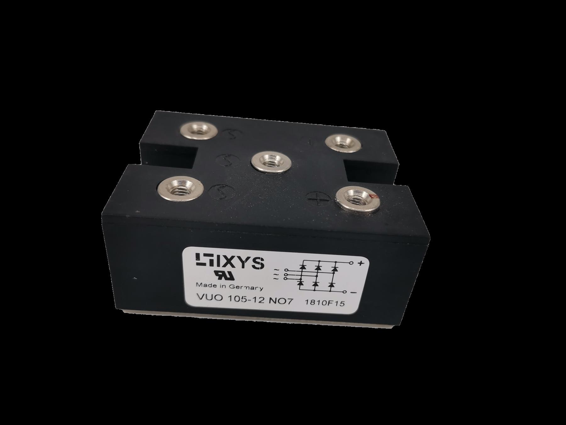 艾赛斯可控硅模块 VUO105-12NO7