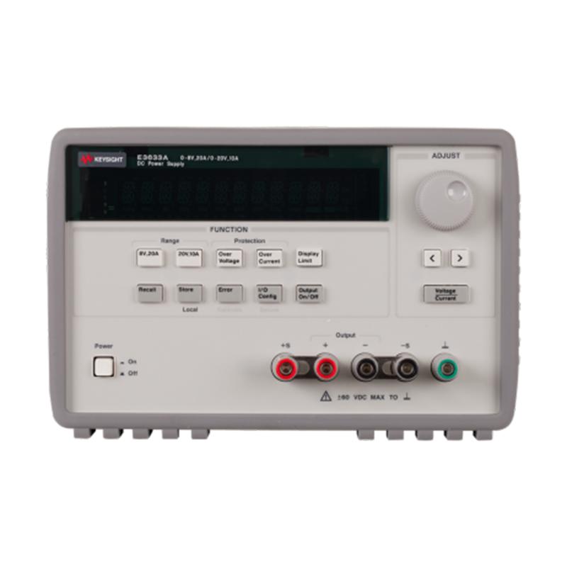 是德科技 E3630 系列台式电源