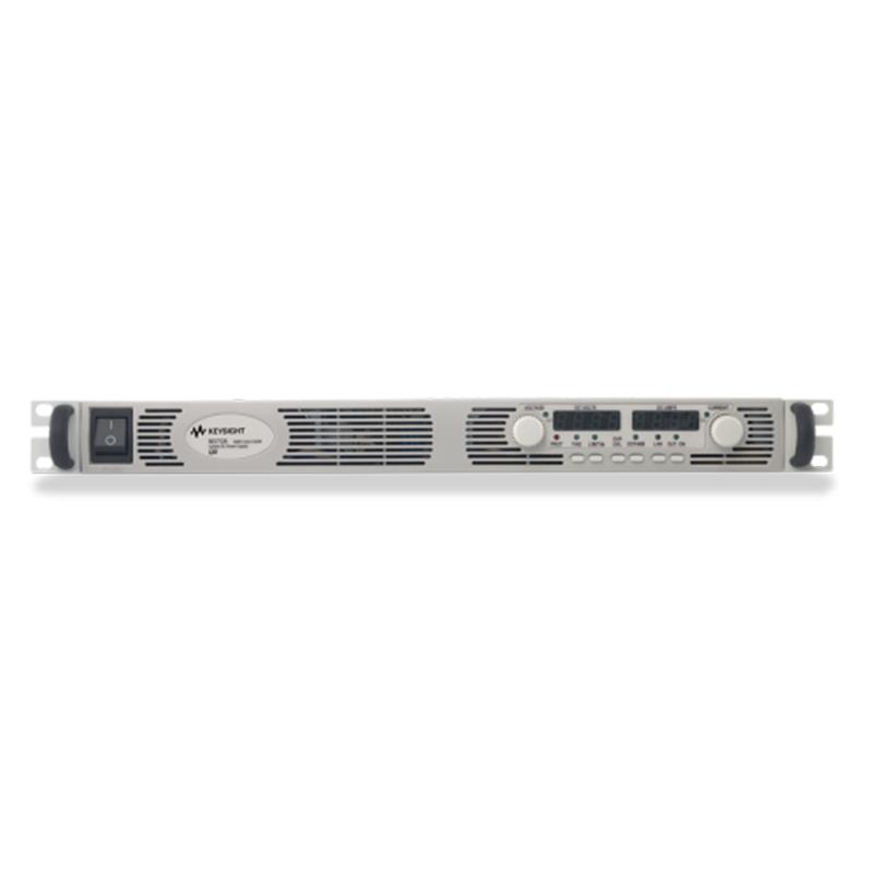 是德科技 N5700 系列 ATE 系统电源