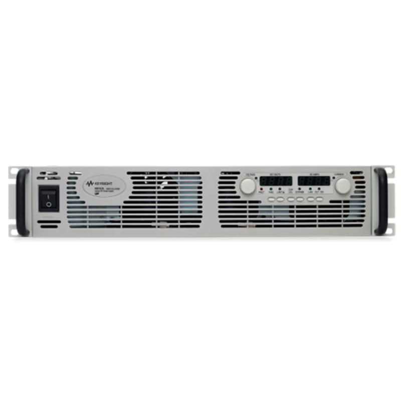 是德科技 N8700 系列 ATE 系统电源