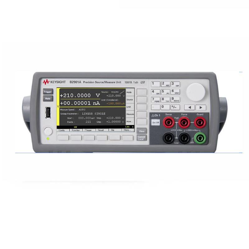 是德科技 B2901A 精密型电源/测量单元