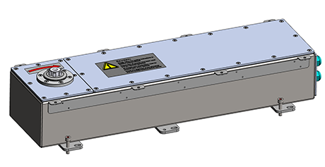 BLASI C127-SU 地埋式電助力開門機