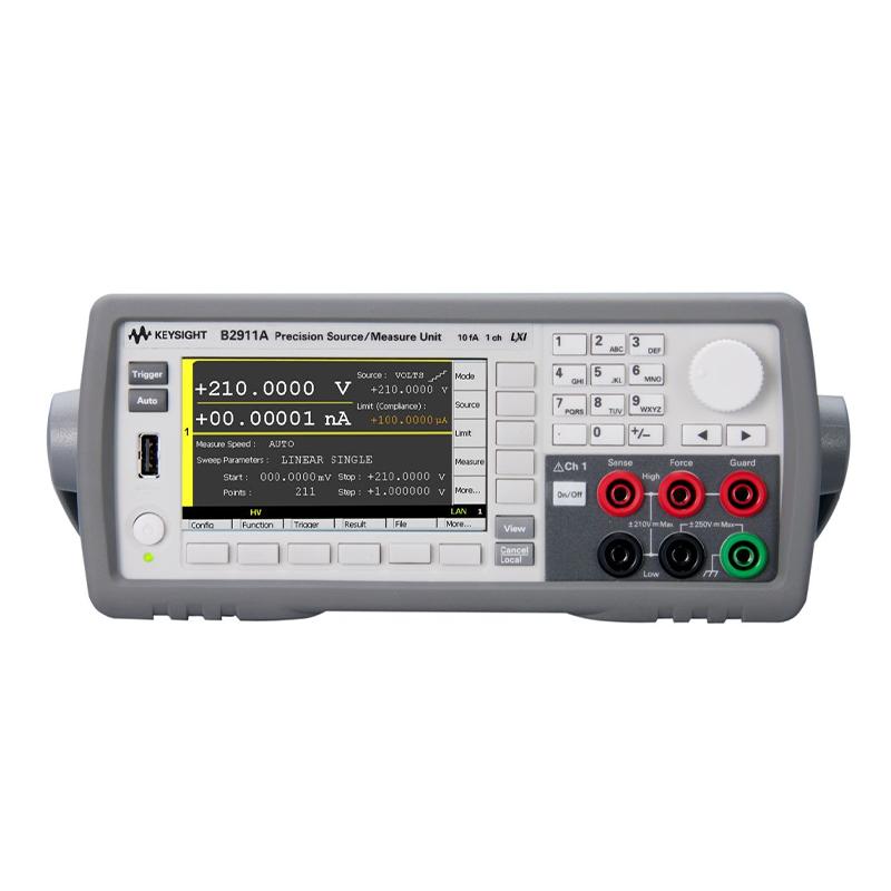 是德科技 B2911A 精密型电源/测量单元
