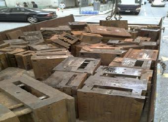 南昌废旧模具回收