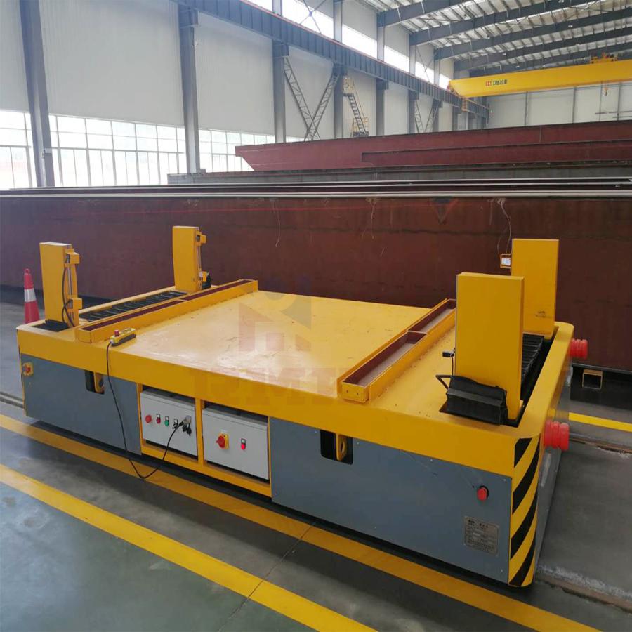 徐州項目訂購一批RGV軌道小車