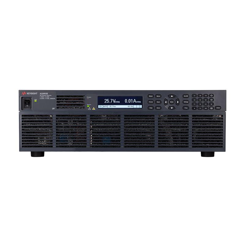 是德科技 AC6803B 基础型交流电源