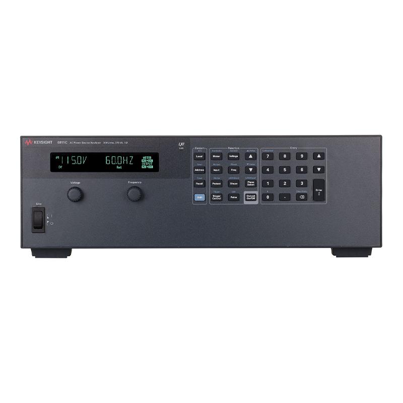是德科技 6811C 高性能交流电源