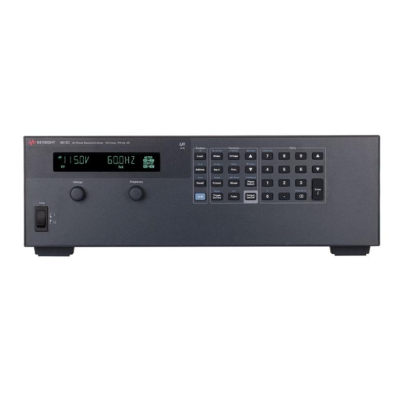 是德科技 6812C 高性能交流电源