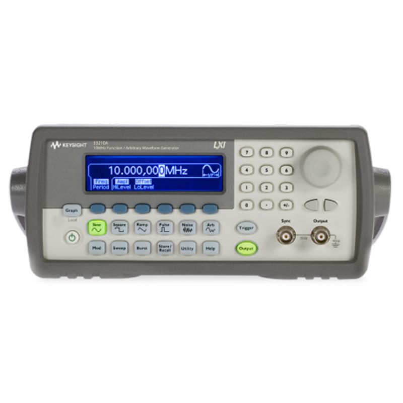 是德科技 33210A 波形/函数发生器